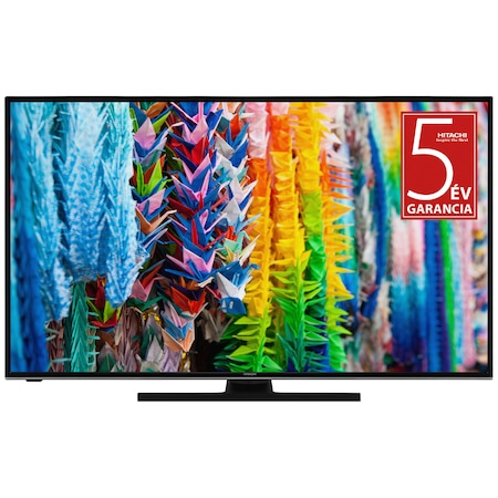 Hitachi 55HAK6150 Smart LED Televízió, 139 cm, 4K Ultra HD, Android