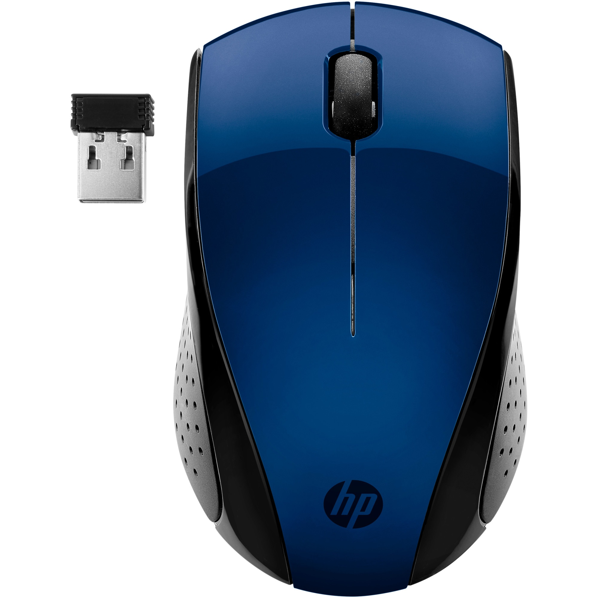 Fotografie Mouse wireless HP 220, Albastru