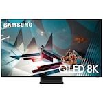 Televizor Samsung 65Q800T, 163 cm, Smart, 8K Ultra HD, QLED, Clasa G