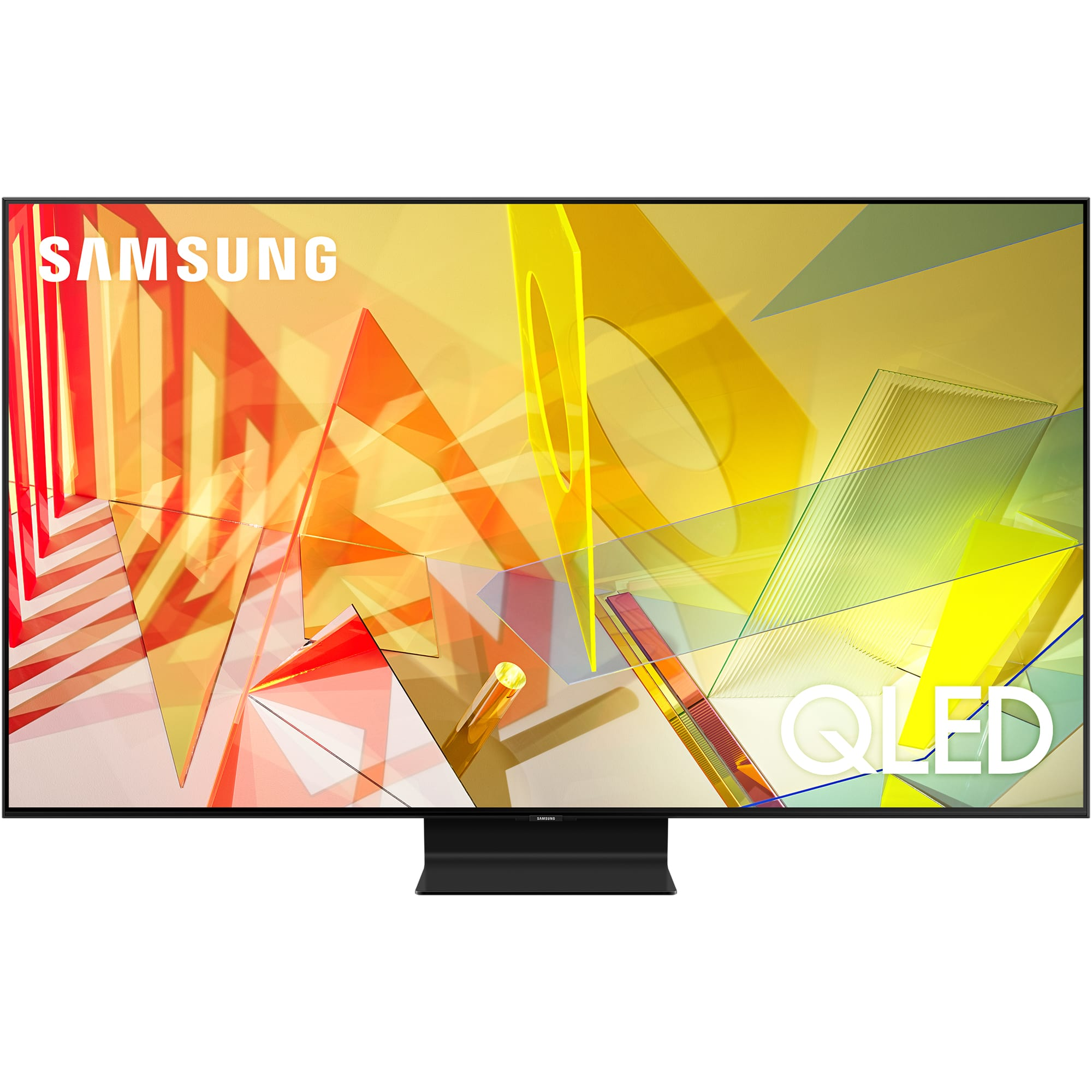 Fotografie Televizor Samsung 55Q90T, 138 cm, Smart, 4K Ultra HD, QLED, Clasa G