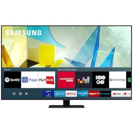 Samsung QE50Q80T QLED Smart LED Televízió, 125 cm, 4K Ultra HD