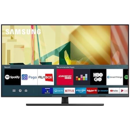 Televizor Samsung 65Q70T, 163 cm, Smart, 4K Ultra HD, QLED, Clasa A+