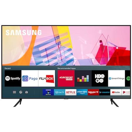 Televizor Samsung 43Q60TA, 108 cm, Smart, 4K Ultra HD, QLED