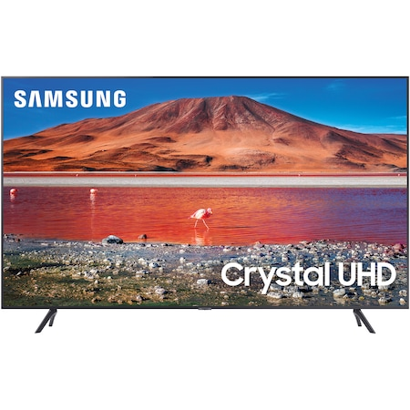 Samsung UE55TU7102 Smart LED Televízió, 138 cm, 4K Ultra HD, Crystal UHD