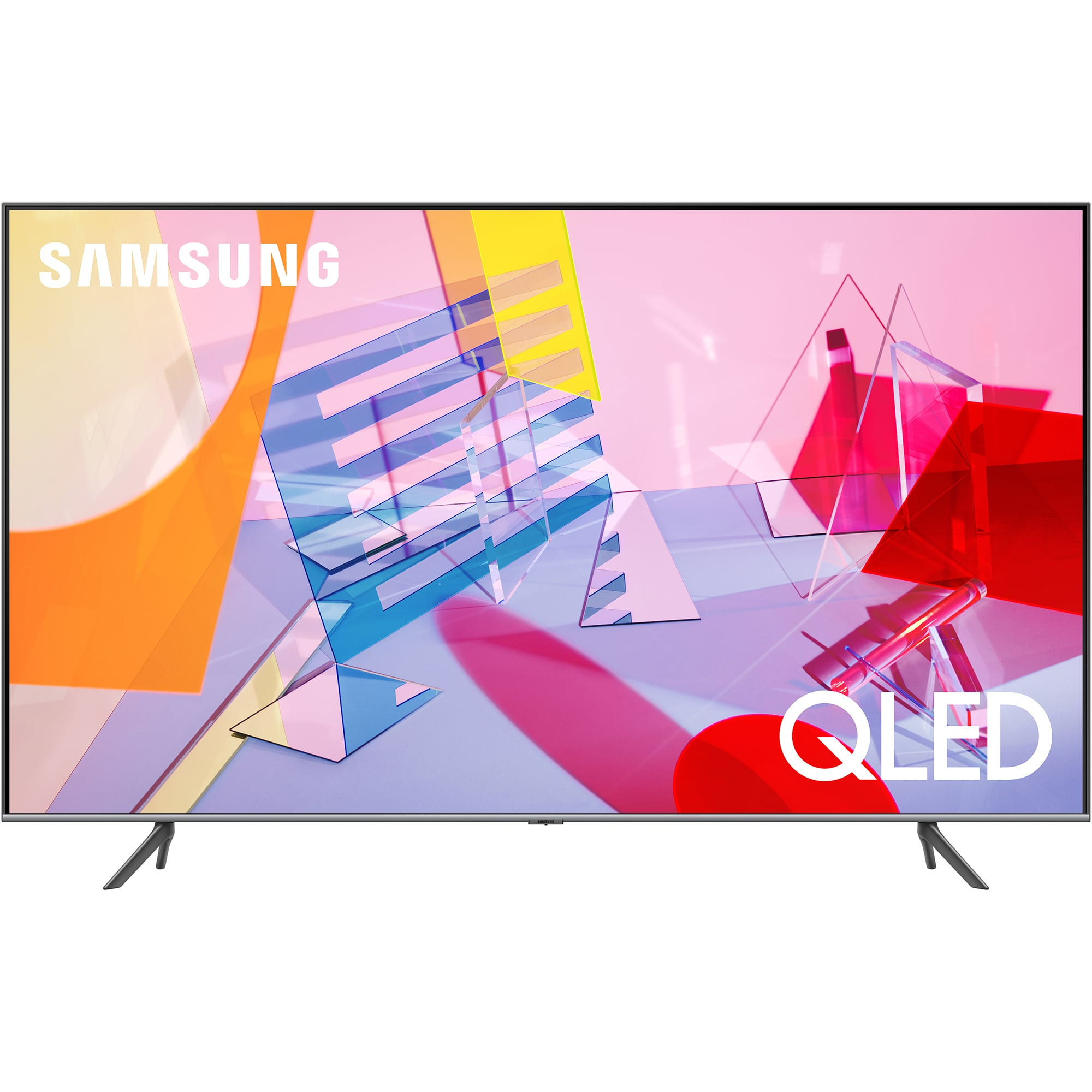 Fotografie Televizor Samsung 55Q60T, 138 cm, Smart, 4K Ultra HD QLED