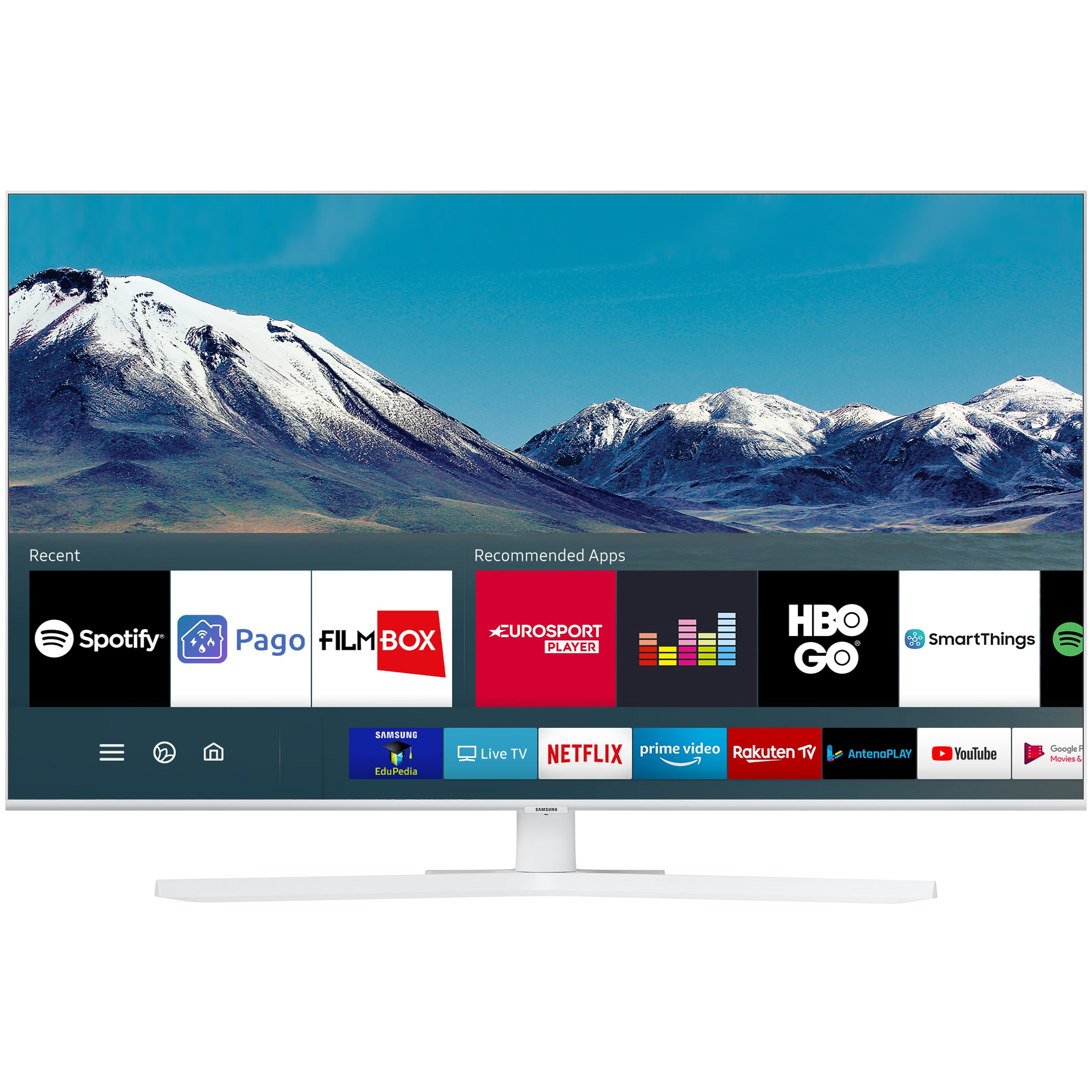 Fotografie Televizor Samsung 50TU8512, 125 cm, Smart, 4K Ultra HD, LED