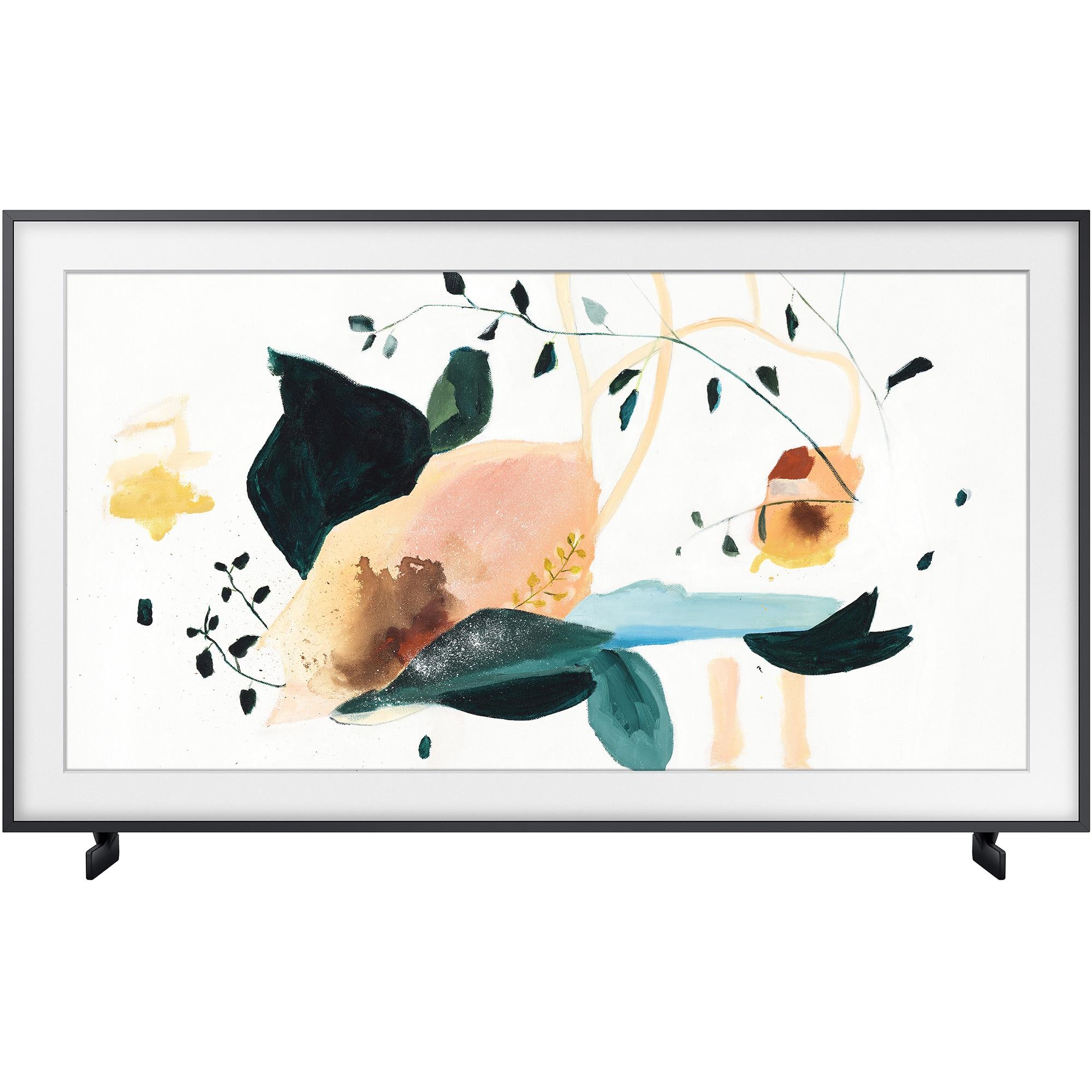 Fotografie Televizor Samsung The Frame 55LS03T, 138 cm, Smart, 4K Ultra HD, QLED, Clasa B