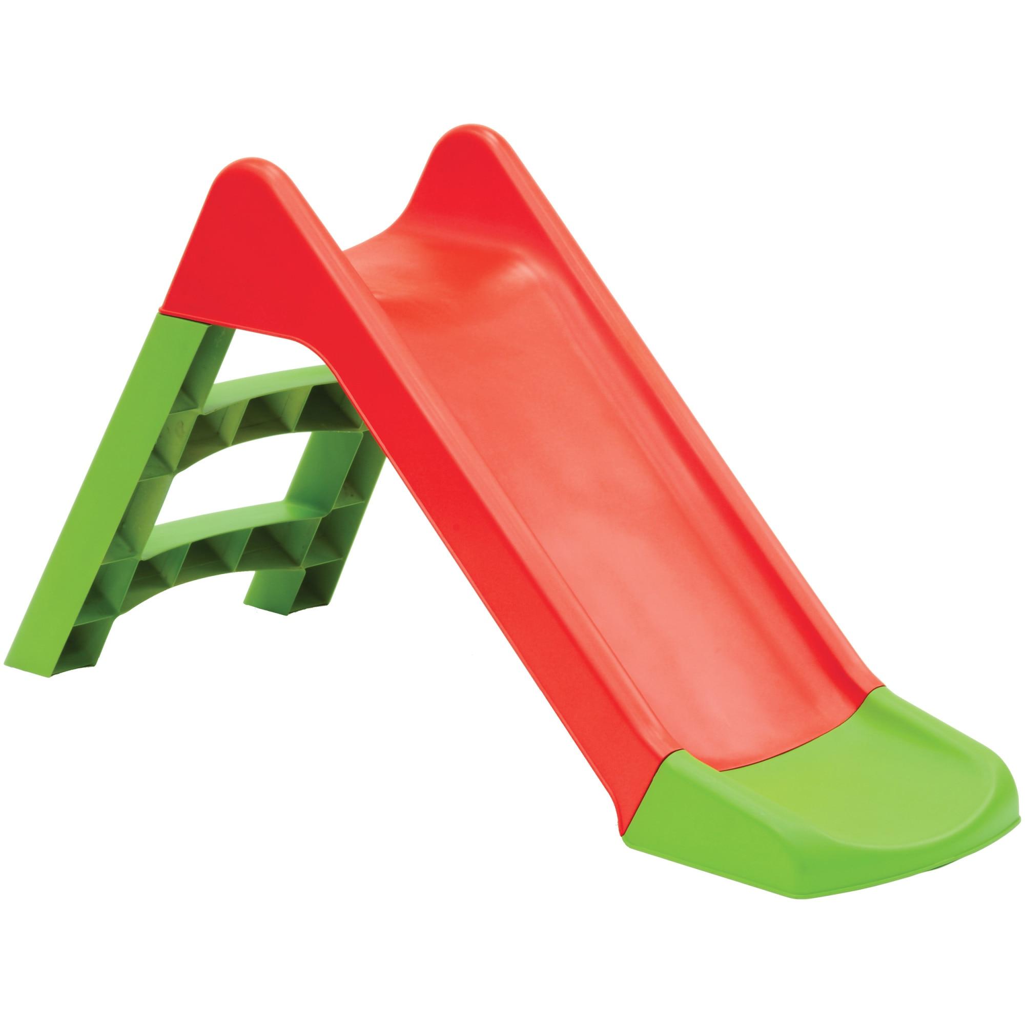 Fotografie Tobogan M-Toys Slide, rosu verde
