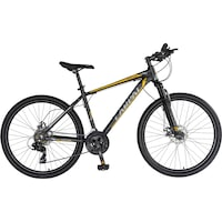 bicicleta aluminiu decathlon