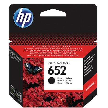 Cartus cerneala HP ink advantag 652, F6V25AE, Negru