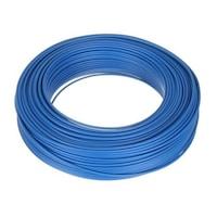 Rola Conductor FY 2.5 / Cablu curent cupru plin, Albastru folie - H07V-U, 100 m