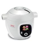 Tefal CY851130 Cook 4 Me + multifunkciós főzőedény, 6 literes űrtartalom, 6 főzési mód, Fehér