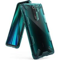 Хибриден противоударен кейс - RINGKE Fusion X за XIAOMI REDMI NOTE 8 PRO - зелен