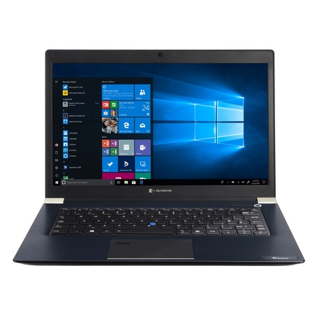 Лаптоп Dynabook Toshiba Tecra X40-F-12F с Intel Core i7-8565U (1.8/4.6 GHz, 8 M), 8 GB, 2 TB M.2 NVMe SSD, Intel UHD Graphics 620, Windows 10 Pro 64-bit, тъмносин