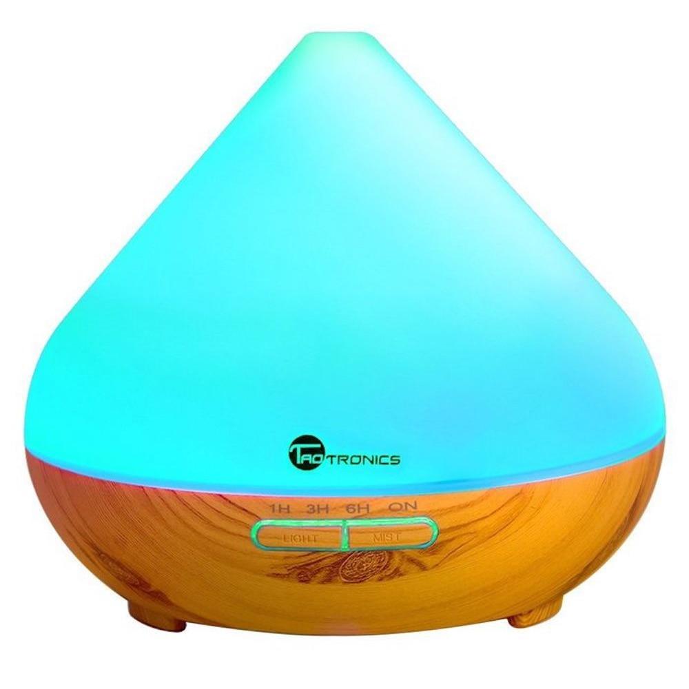 Fotografie Difuzor aroma Taotronics TT-AD002, Light grain retail