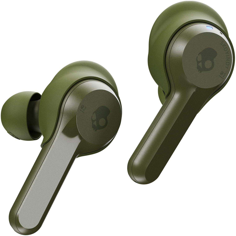 Fotografie Casti Audio In-Ear, Skullcandy Indy, True Wireless, Bluetooth, Moss