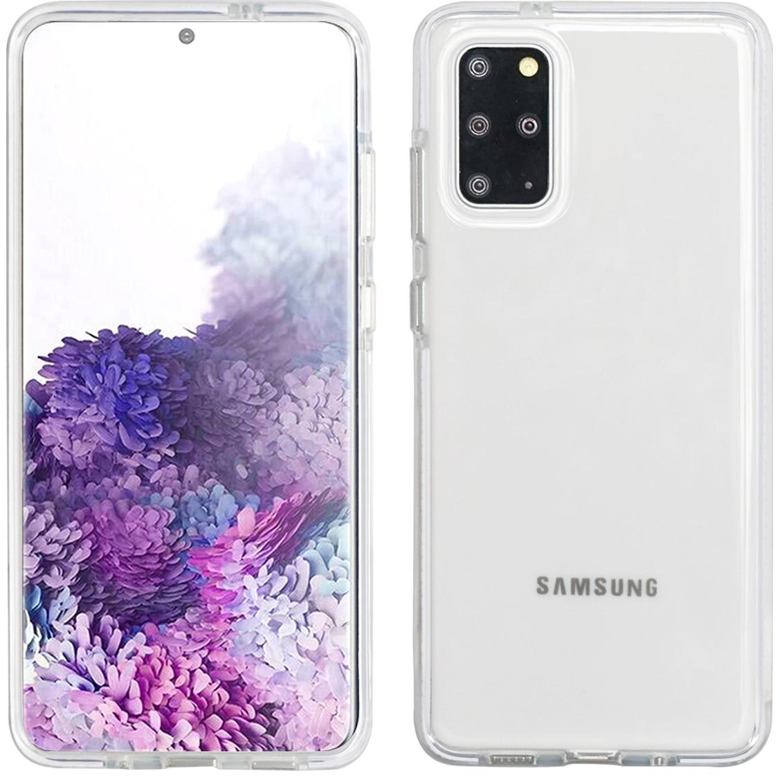 Fotografie Husa de protectie A+ Case Clear pentru Samsung Galaxy S20 Plus