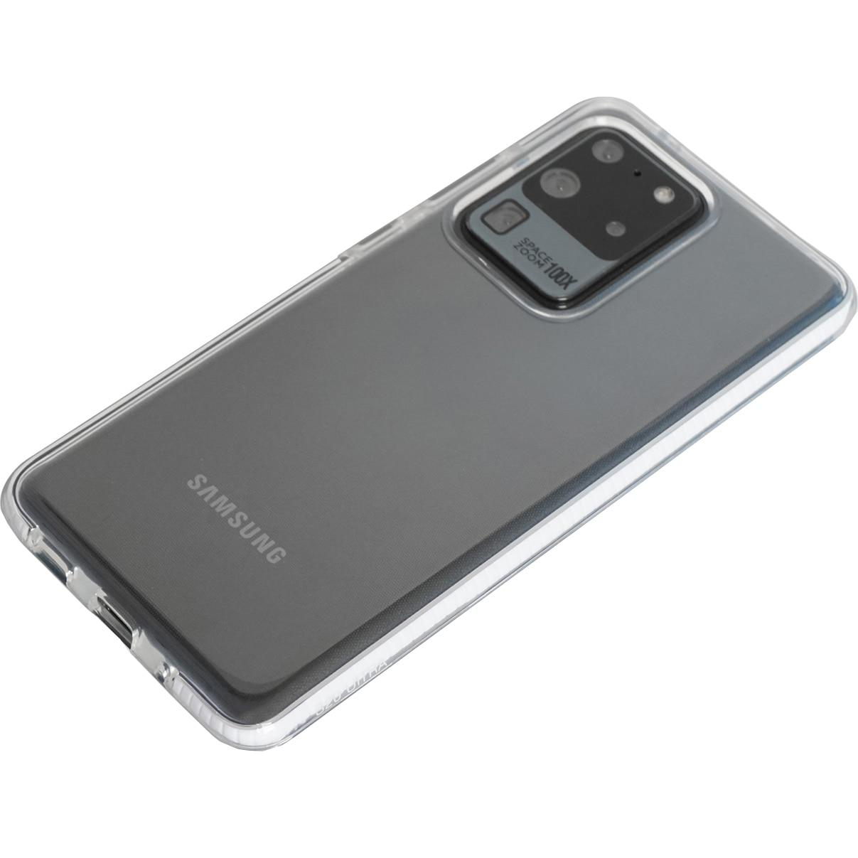 Fotografie Husa de protectie A+ Case Clear pentru Samsung Galaxy S20 Ultra