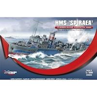 Mirage hajó makett Hms Spiraea