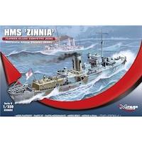 Mirage Hajó makett Hms Zinnia
