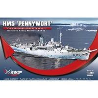 Mirage hajó makett Hms Pennywort