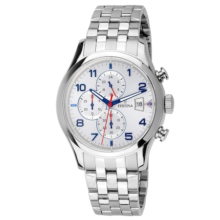 Мъжки часовник Festina F20374/4, 41mm, 10ATM