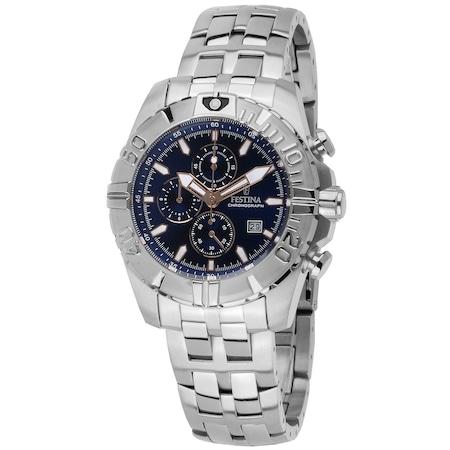 Мъжки часовник Festina F20355/5, 43mm, 10ATM