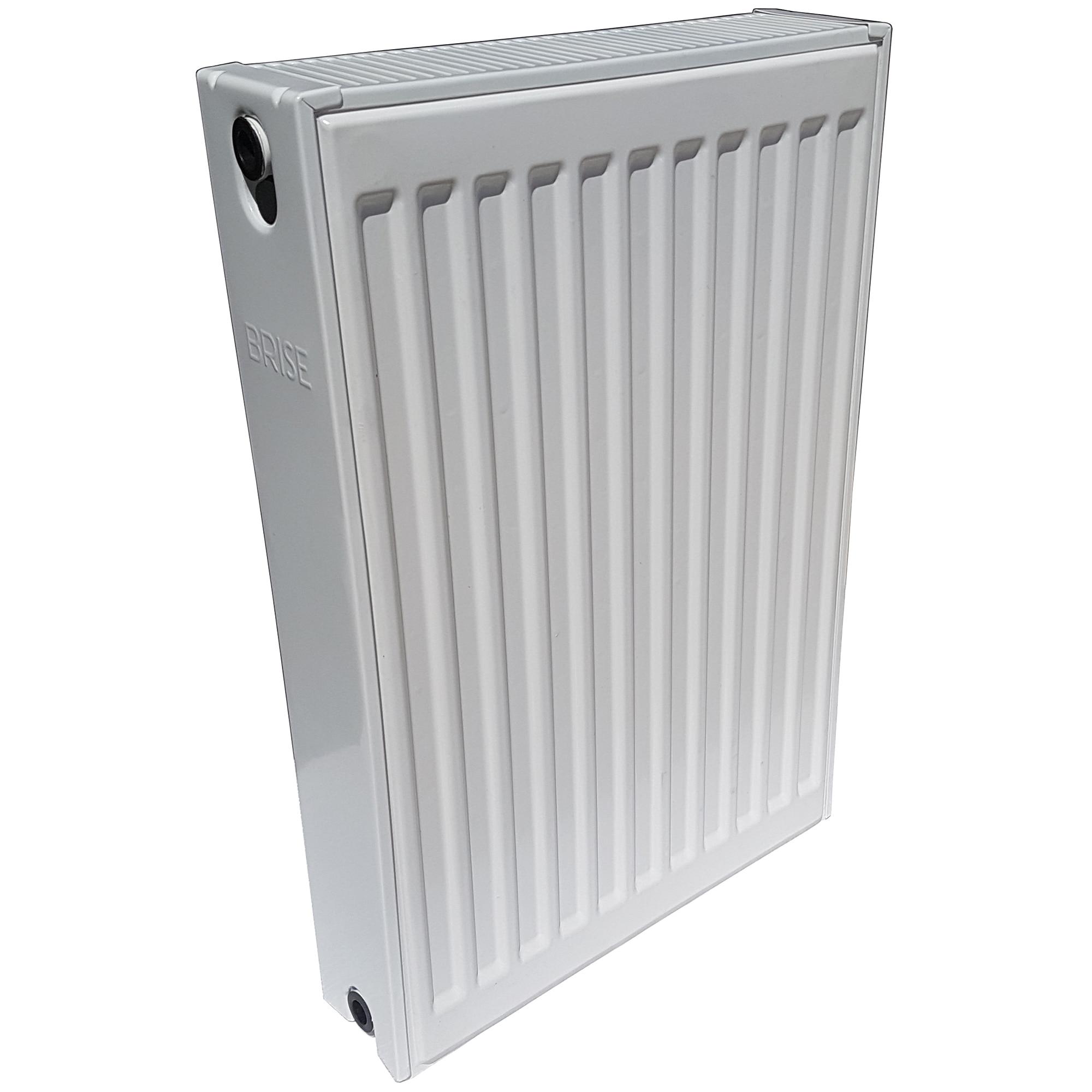 Fotografie Radiator otel (calorifer) Brise Heizkorper, tip 22, 600X600 mm, alb