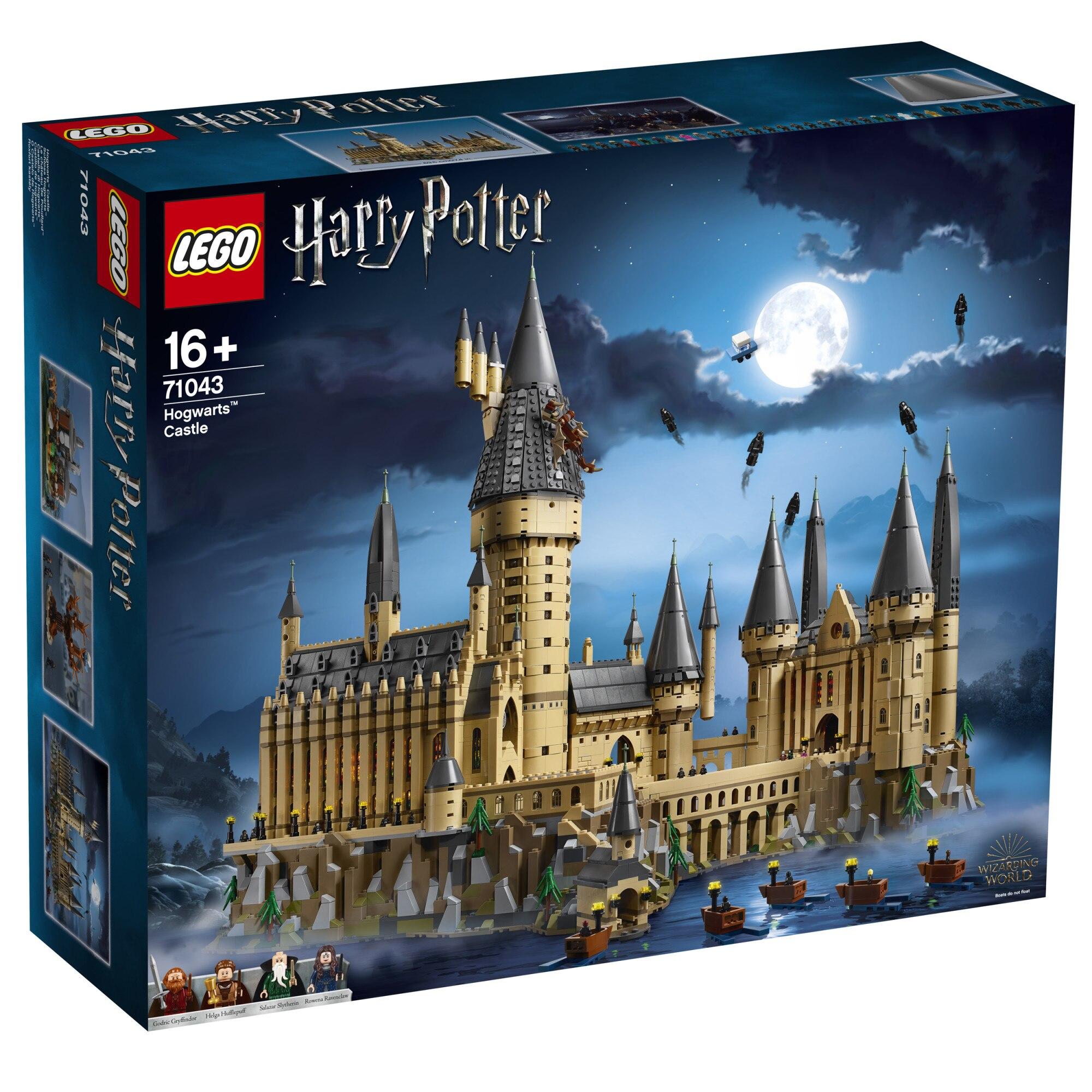 Fotografie LEGO Harry Potter - Hogwarts Castle 71043