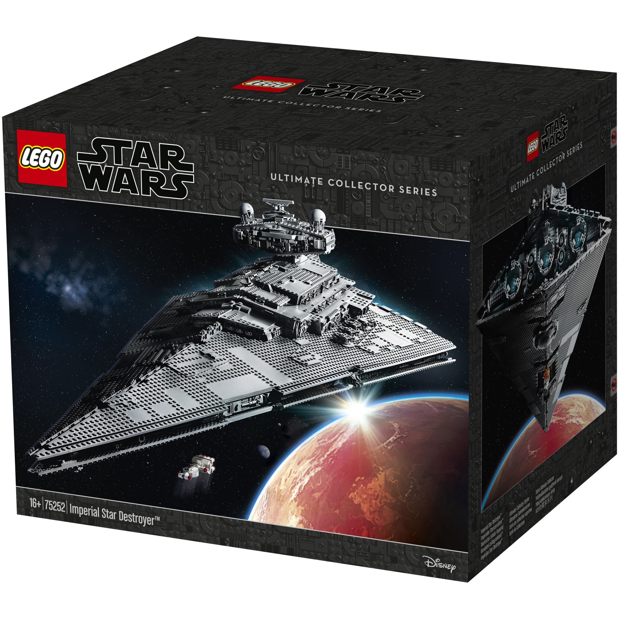 Fotografie LEGO Star Wars - Imperial Star Destroyer 75252