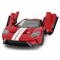 Ford GT 1:14 32,8cm távirányítós modell autó Rastar 78100 RTR modellautó - piros