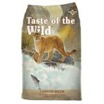 Суха храна за котки Taste of the Wild Canyon River, 6.6 кг