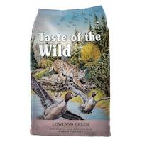 Taste of the Wild Lowland Creek Macskatáp, 6.6 Kg