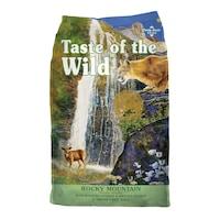 Taste of the Wild Rocky Mountain Macskatáp, 6.6 kg