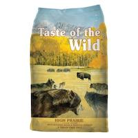 Hrana uscata pentru caini Taste of the Wild High Prairie, 12.2 Kg