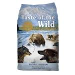 Суха храна за кучета Taste of the Wild Pacific Stream, 12.2 кг