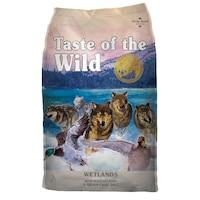Taste of the Wild Wetlands sült baromfis kutyatáp, 12.2 kg