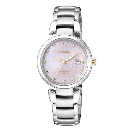 Дамски часовник Citizen EW2506-81Y, 29mm, 5ATM