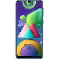 Смартфон Samsung Galaxy M21, Dual SIM, 64GB, 4G, Green