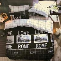 7Mall - SENDIA® Római Colosseum mintás 6 részes ágyneműhuzat
