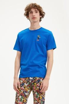 Levi's, Levi's® x Super Mario kerek nyakú póló, Királykék/Kék