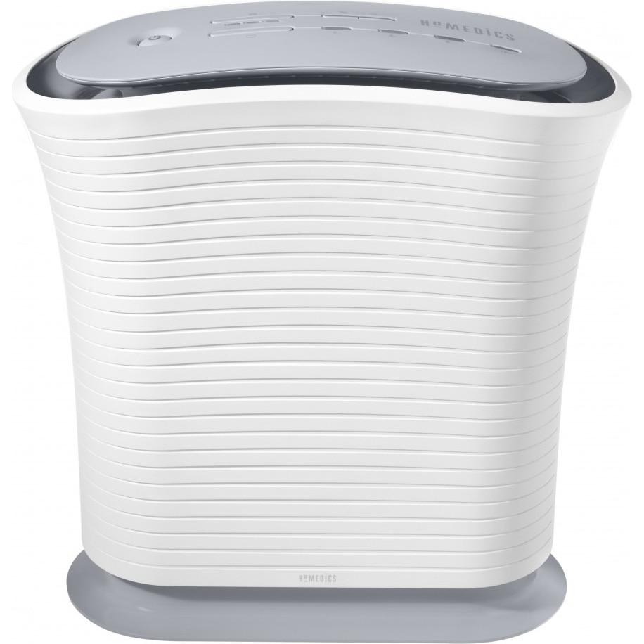 Fotografie Purificator HomeMedics AP-25A-EU, CADR 199 m3/h, filtru HEPA lavabil, recomandat pana la 17 m2