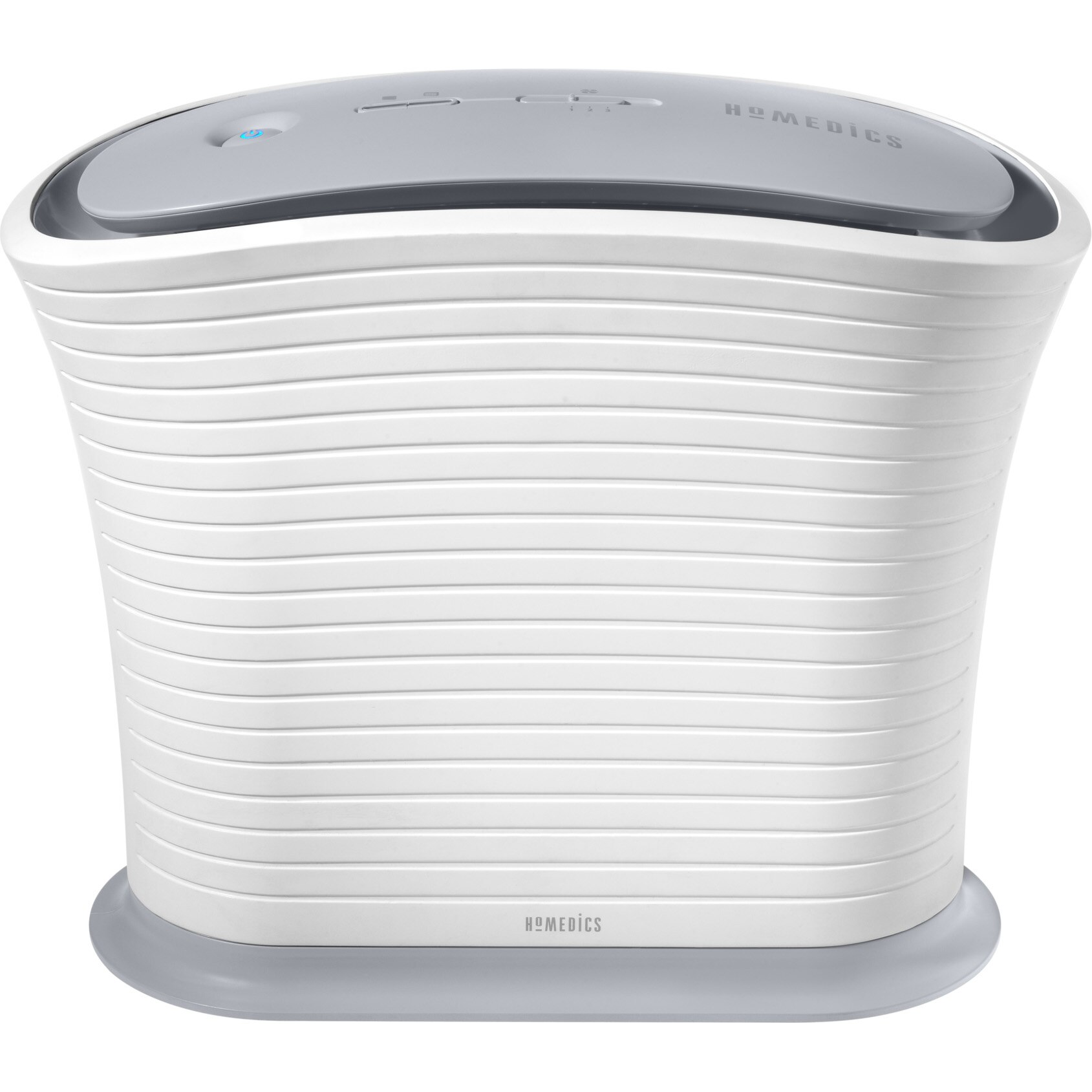 Fotografie Purificator HomeMedics AP-15A-EU, CADR 124 m3/h, filtru HEPA lavabil, recomandat pana la 11 m2