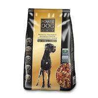 Power Dog száraz kutyaeledel marha-zöldség 10kg