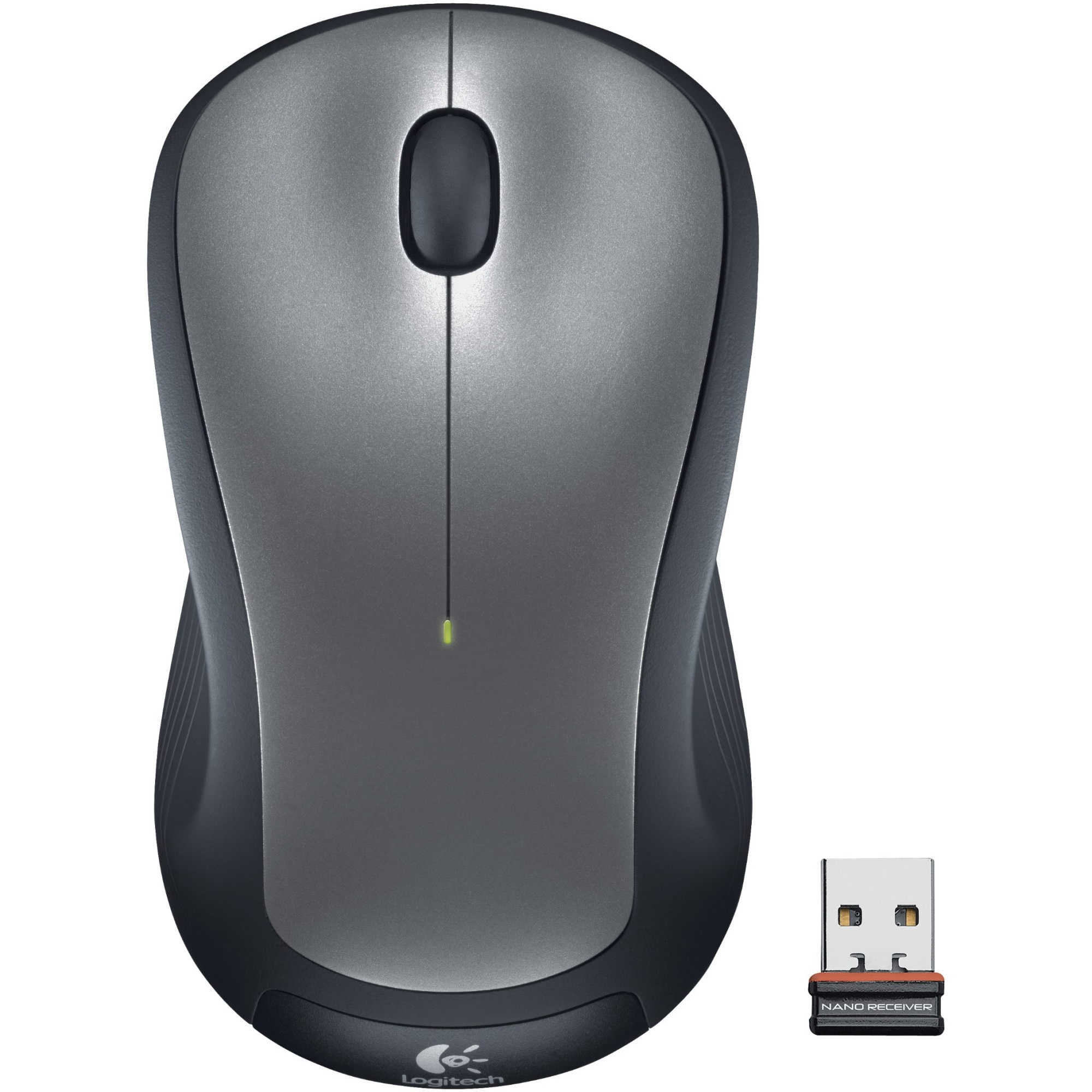 Fotografie Mouse wireless Logitech M310, Gri