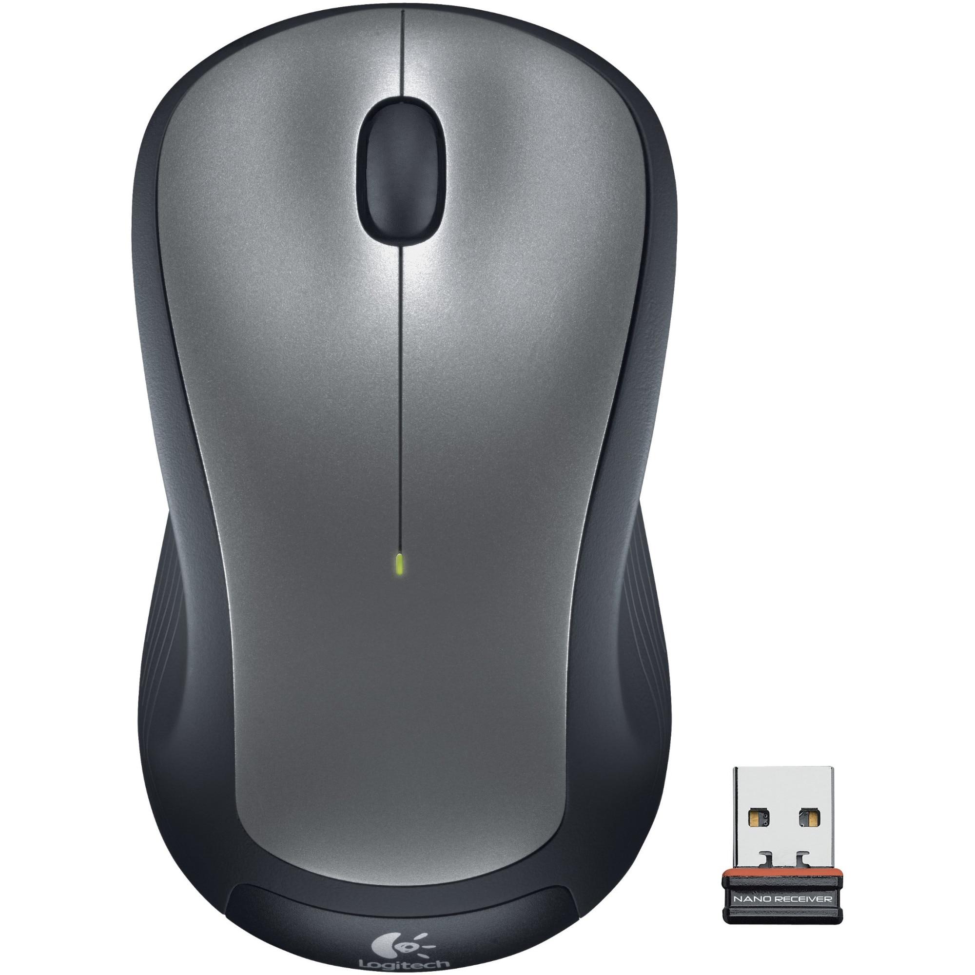 Fotografie Mouse wireless Logitech M310, Gri