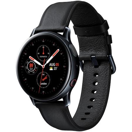 Часовник smartwatch Samsung Galaxy Watch Active 2, 40mm, 4G, Stainless Black