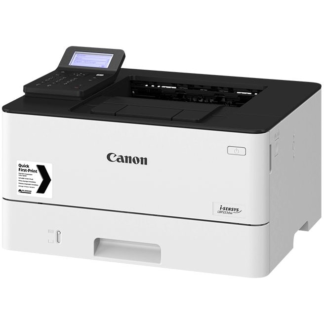 Fotografie Imprimanta laser monocrom Canon I-SENSYS LBP226DW, Retea, Wireless, Duplex, A4