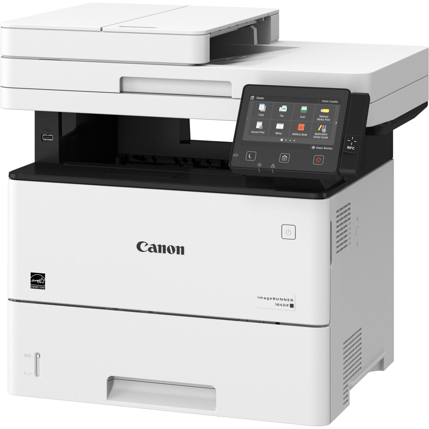 Fotografie Imprimanta laser monocrom Canon I-SENSYS LBP325X, Duplex, A4