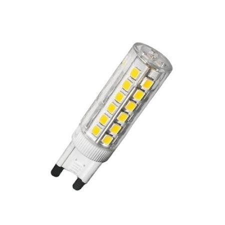 Bec LED 9w ,G9 220v ceramica lumina calda/ rece/ lumina naturala